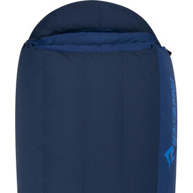 Sea to Summit Trek TkIII Sac de couchage Normal, nevy/denim